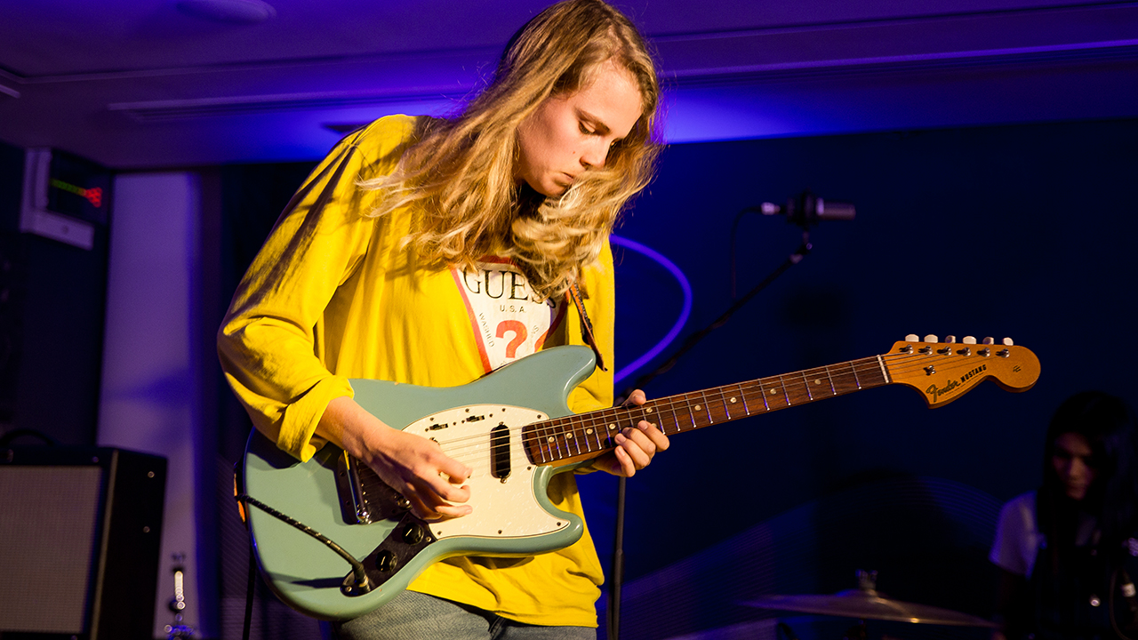 PRS member Marika Hackman performs at a PRS for Music Presents gig