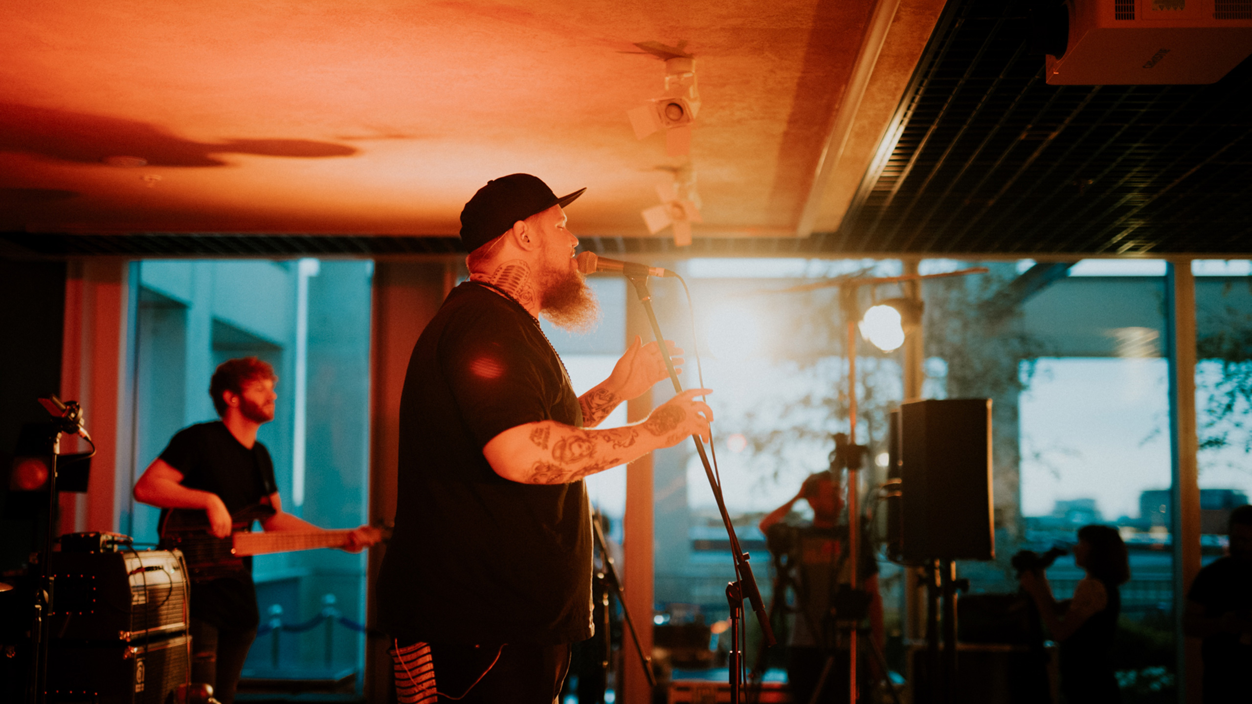 PRS for Music Presents featuring Harleighblu and Rag'n'Bone Man July 2016