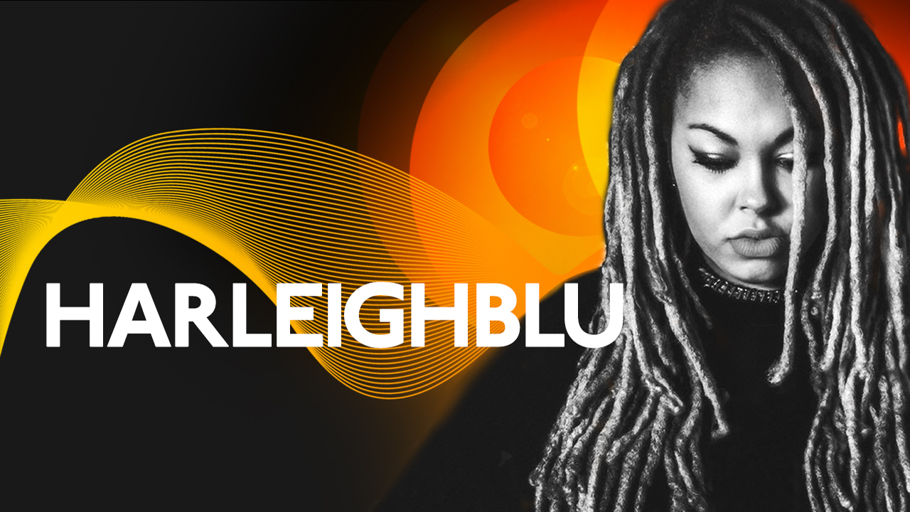 PRS for Music Presents Harleighblu