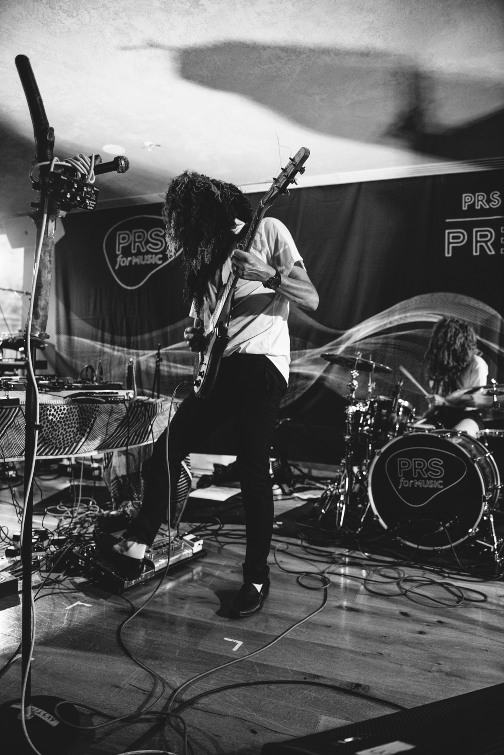 Snapped Ankles perform at PRS presents July 2019