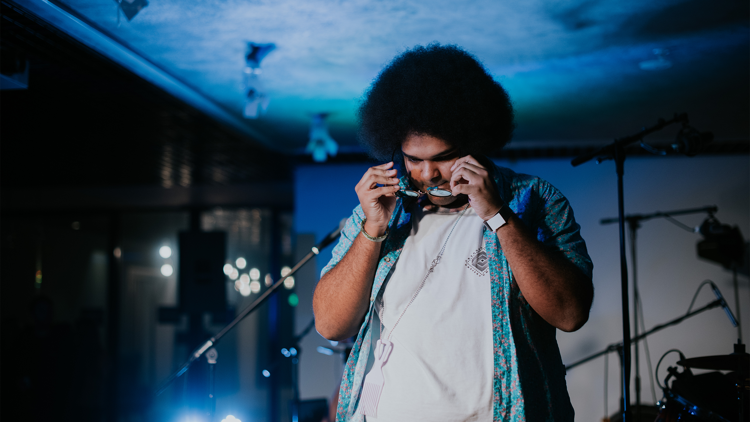 Dylan Cartlidge performs at PRS presents November 2018