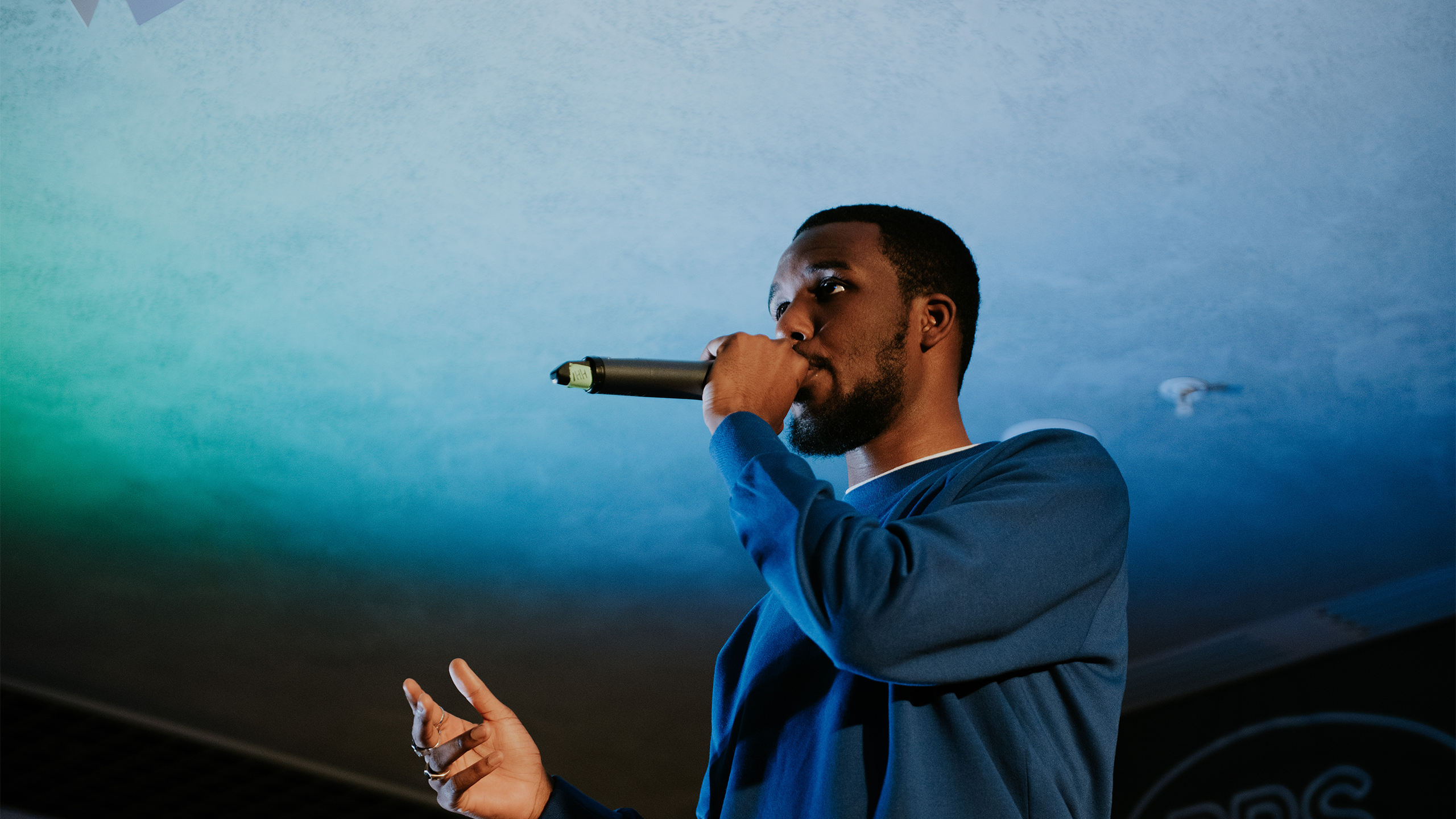 Novelist performs at PRS presents November 2018