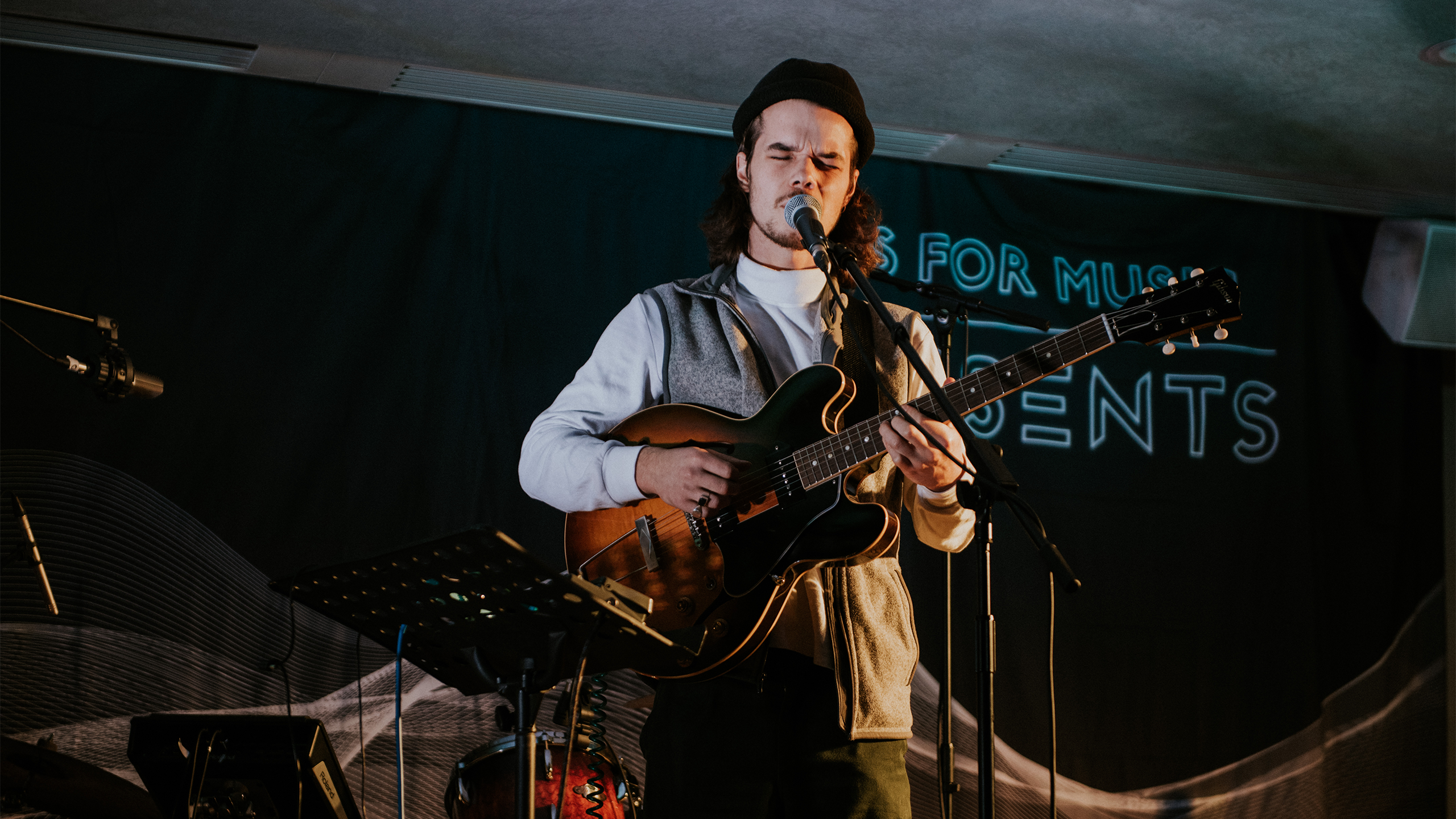 Oscar Jerome performs at PRS presents November 2018