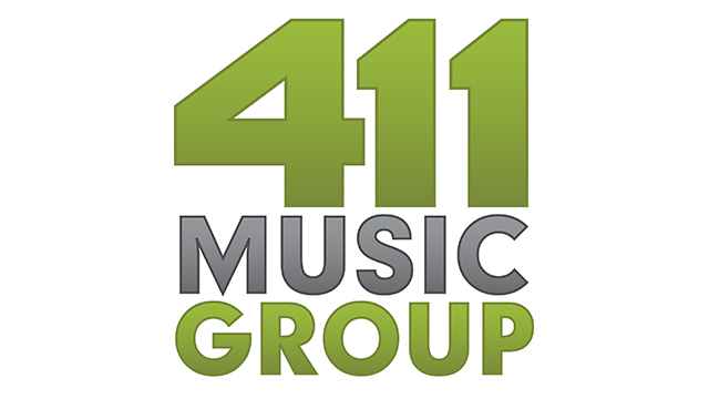 411 Music Group logo
