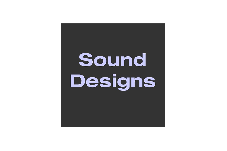 Sound Designs logo