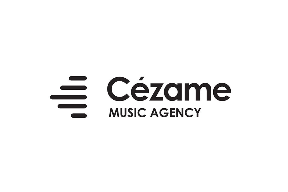 Cezame Music Agency logo