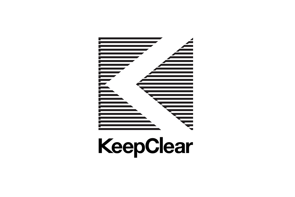 Keep Clear logo