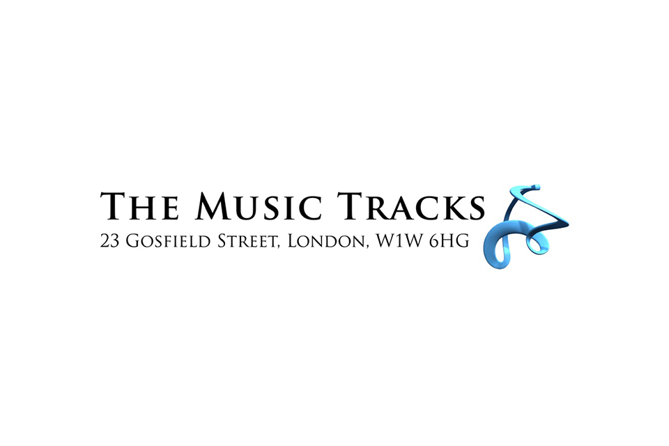 The Music Tracks logo
