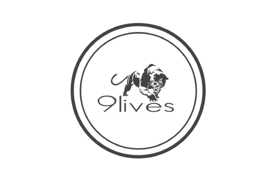 9 Lives Music logo