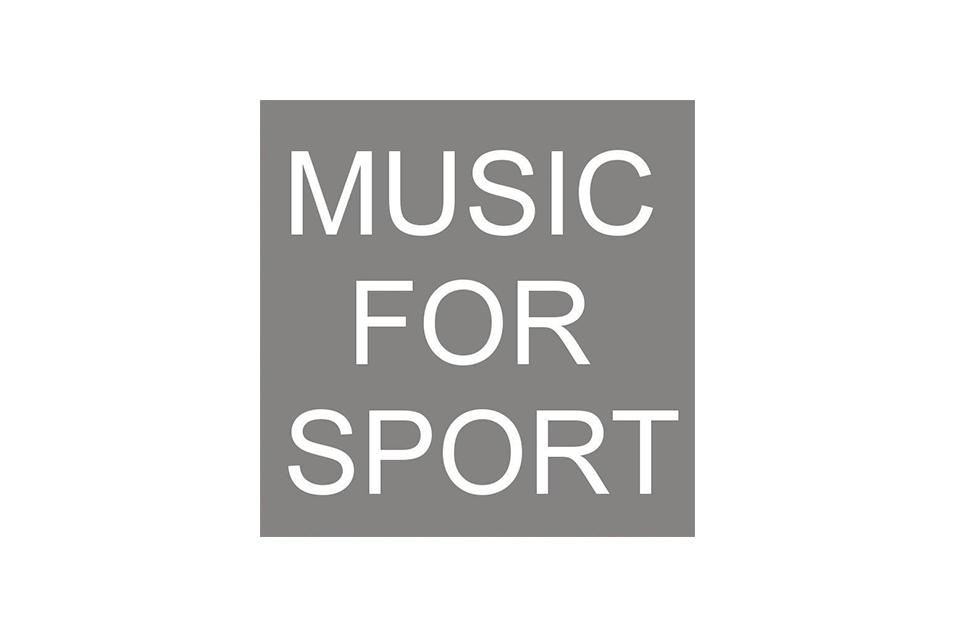 Music for Sport logo