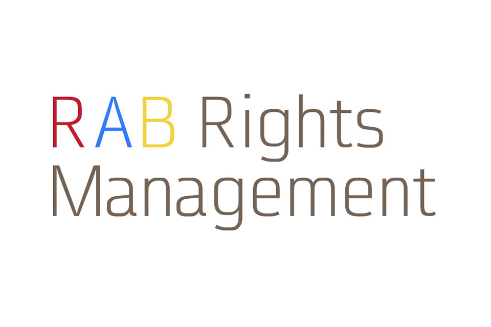 RAB Rights Management logo