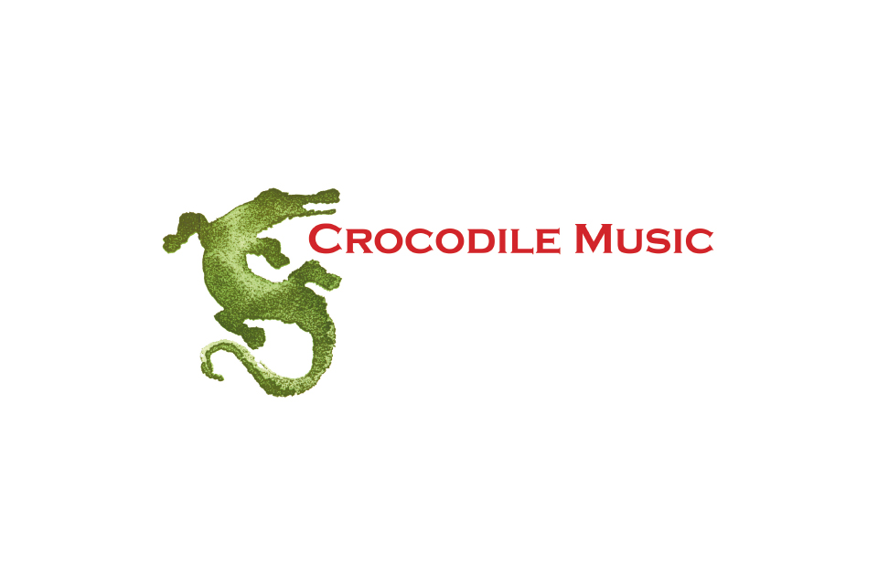Crocodile Music logo