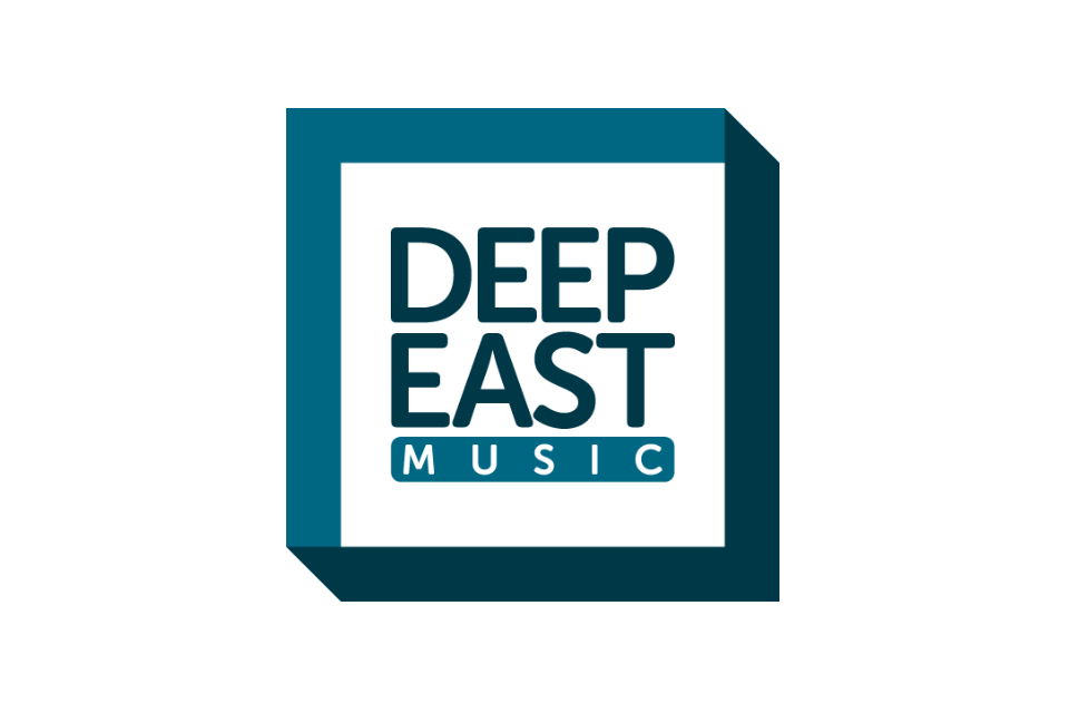 Deep East Music logo