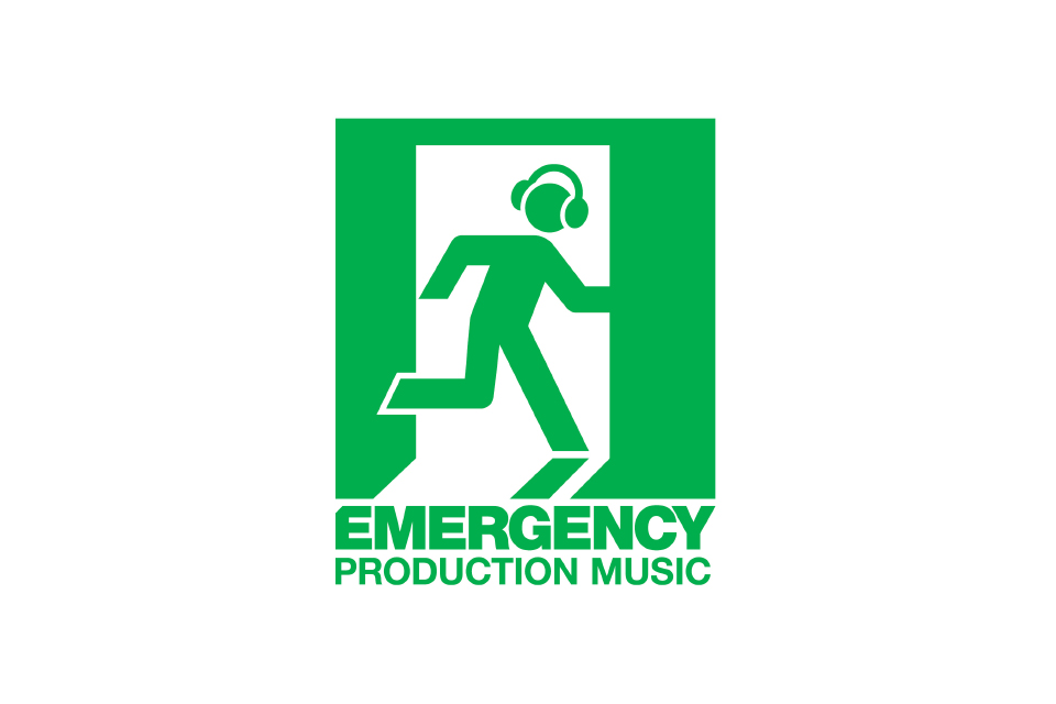 Emergency Production Music logo