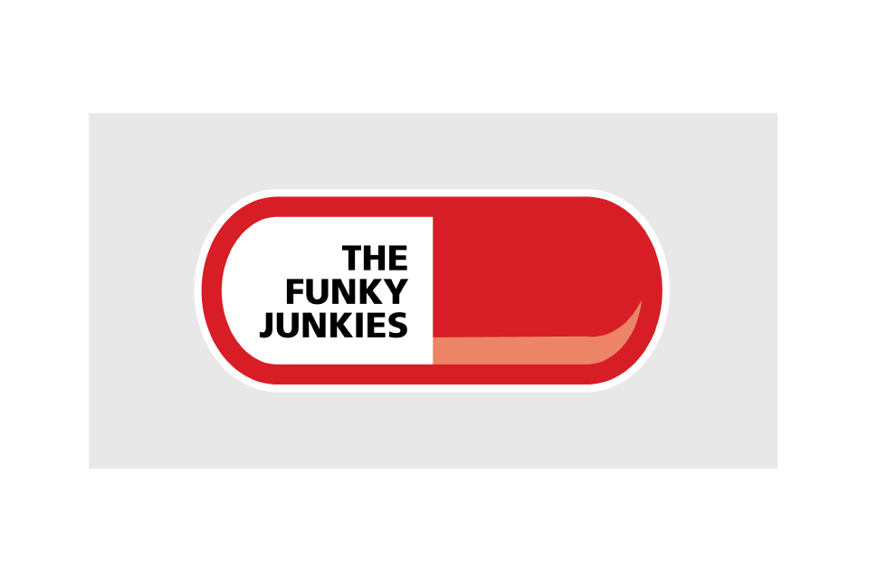 Funky Junkies production library logo