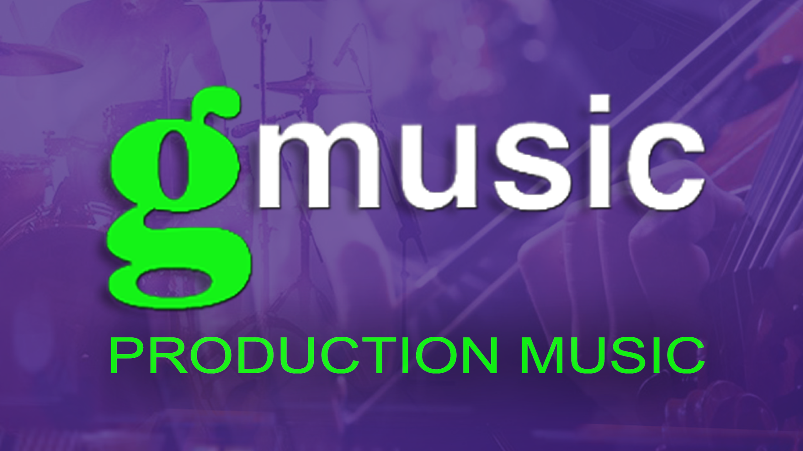 Greenfield music logo