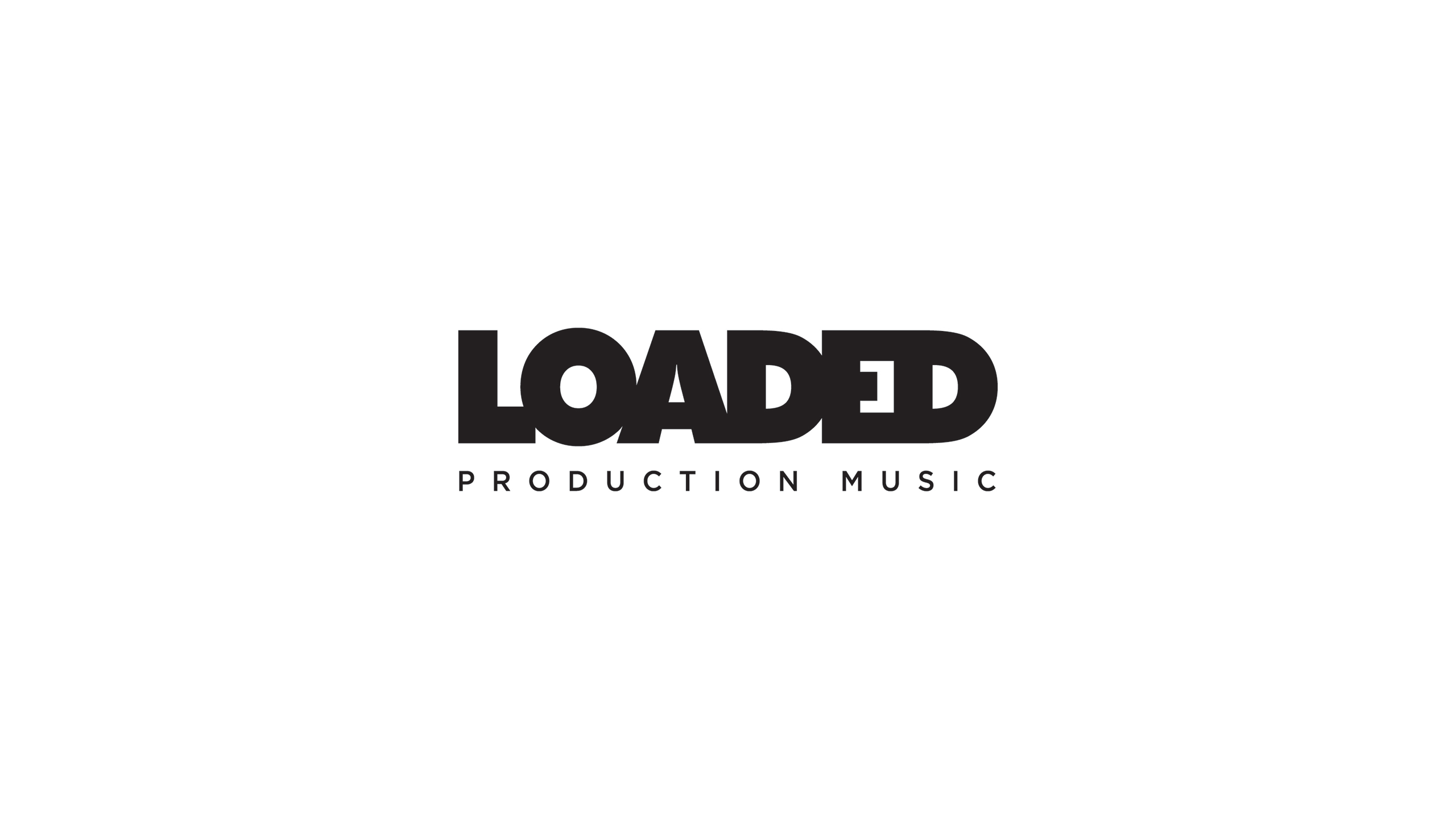 Loaded production logo