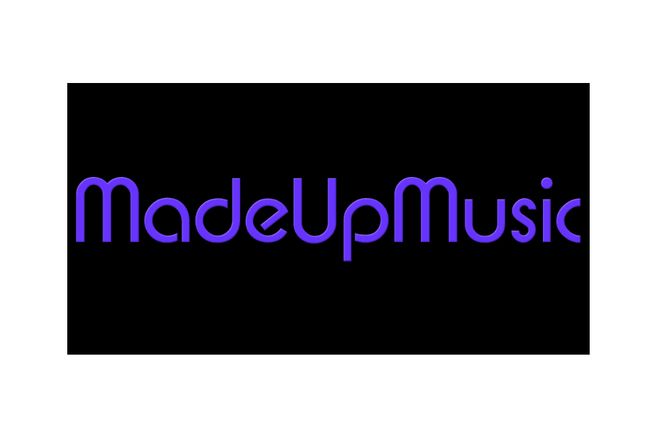 Made Up Music Logo
