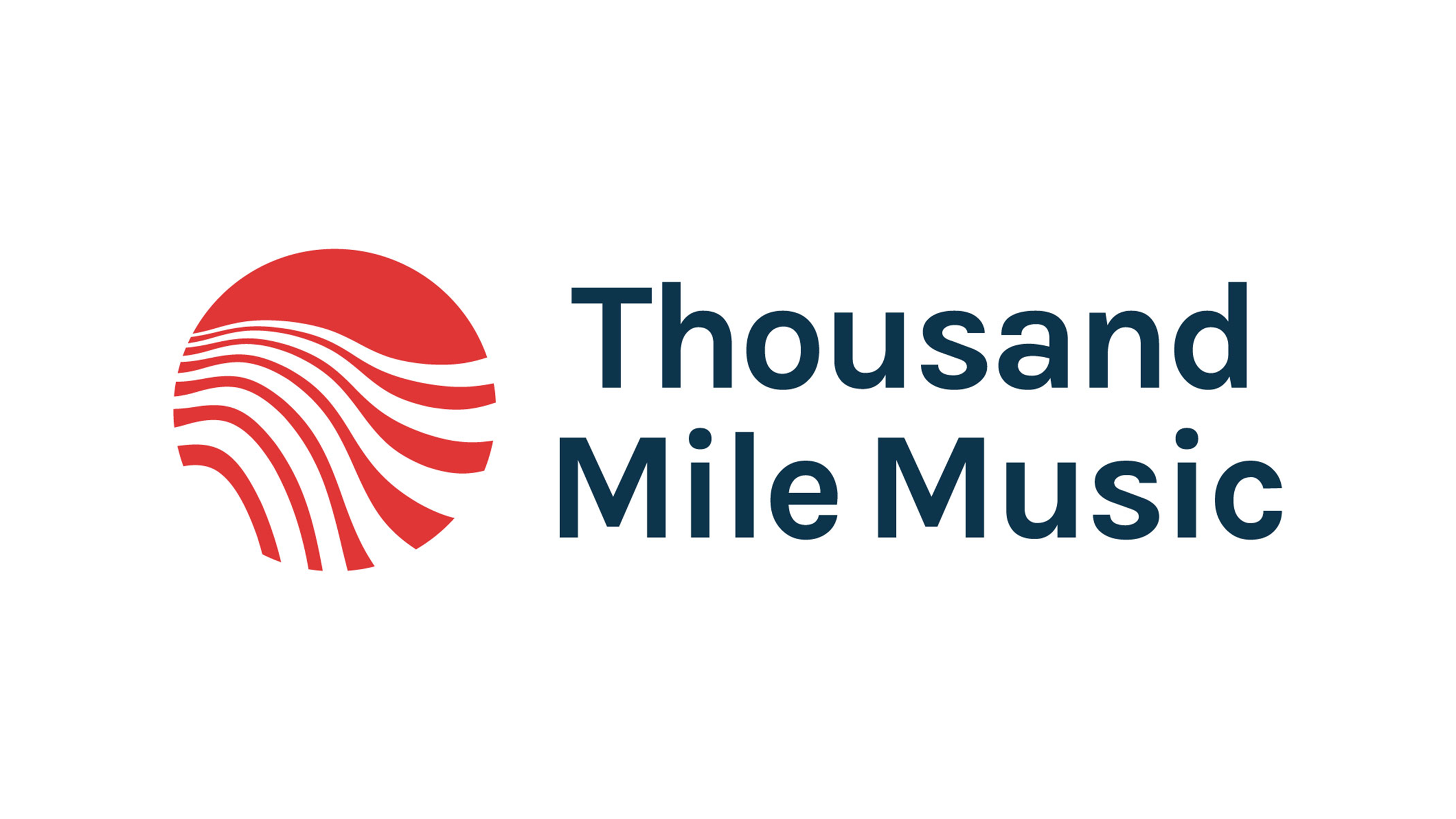 Thousand Mile Music logo