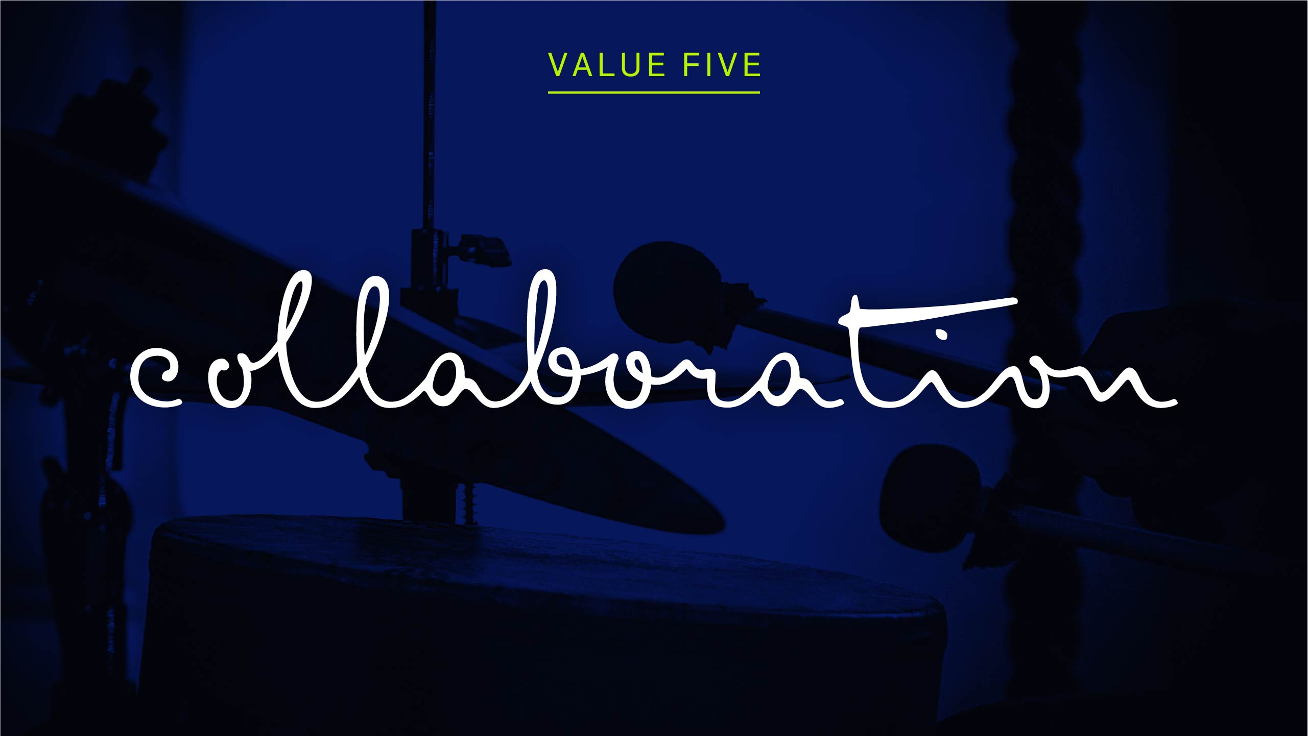 PRS Values - Collaboration