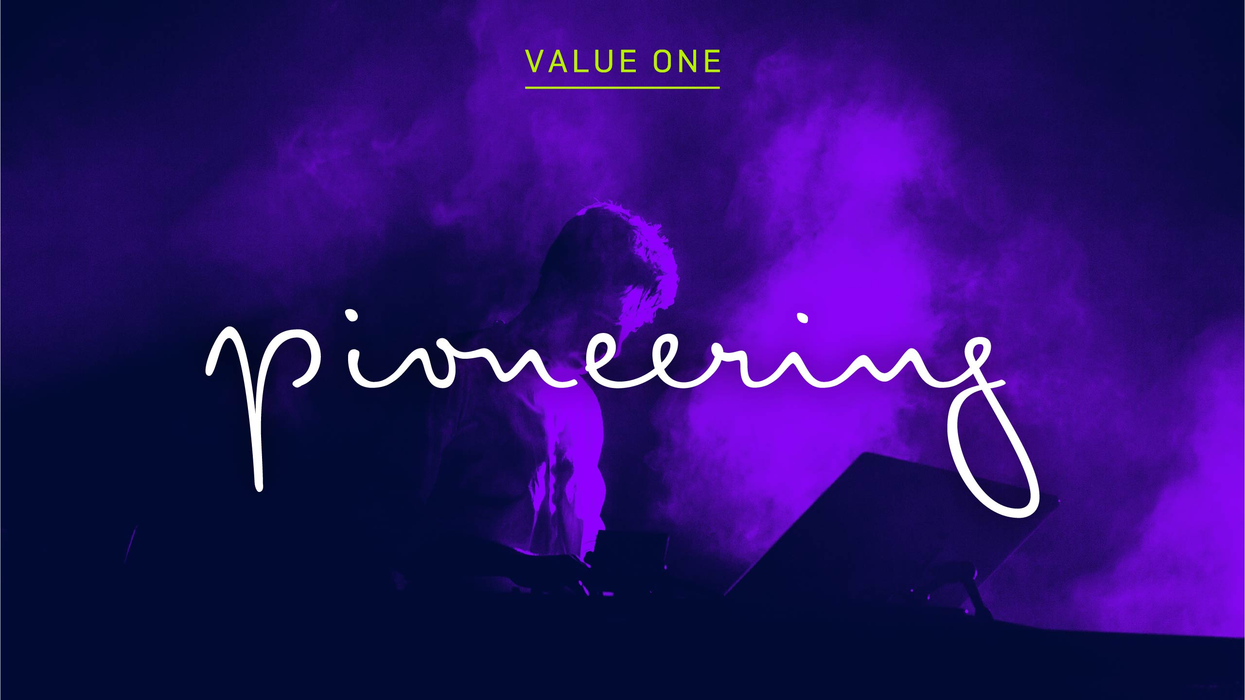 PRS Values - Pioneering