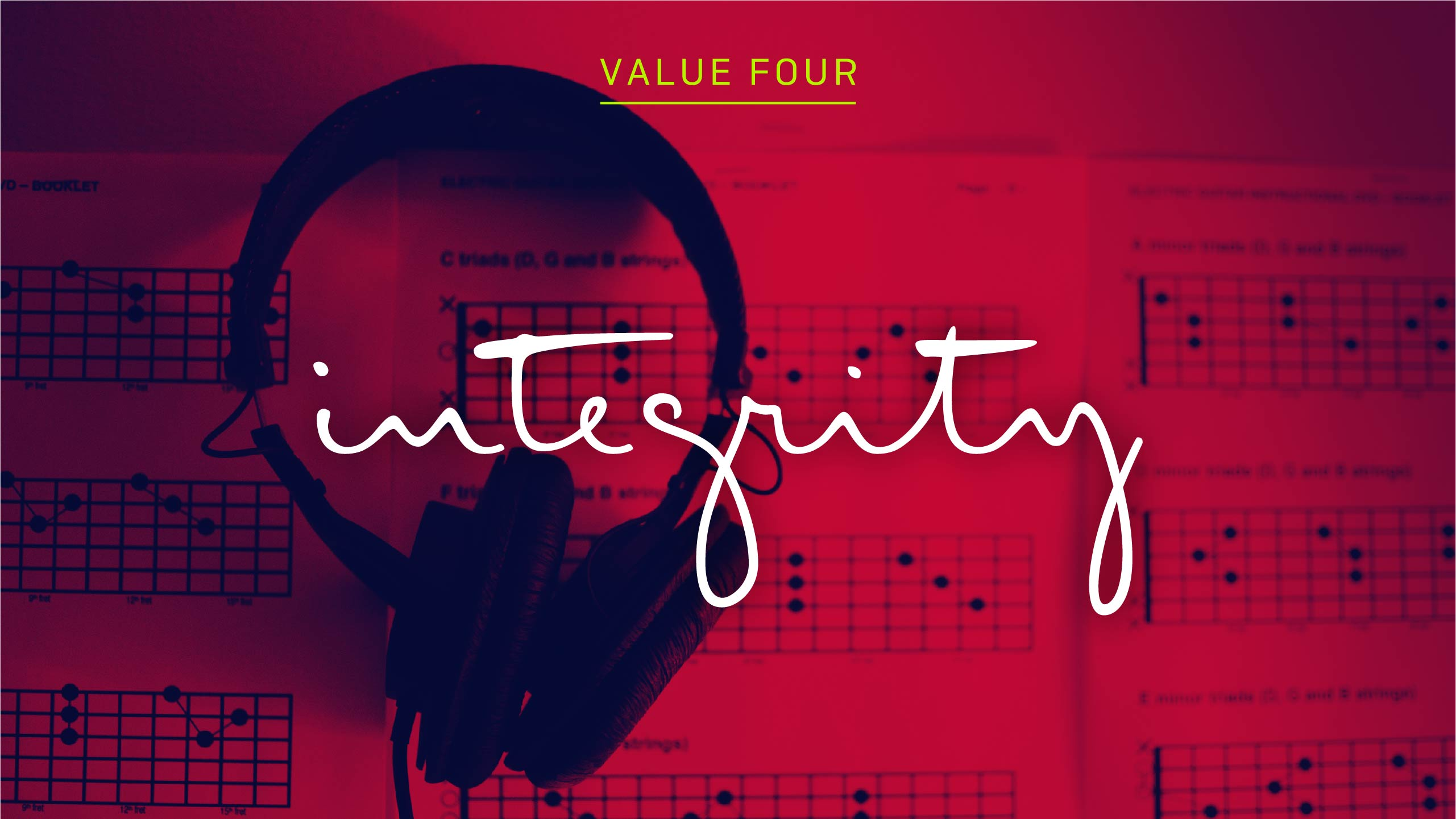 PRS Values - Integrity