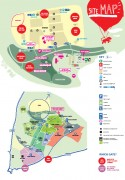 WOMAD map