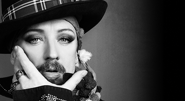 Boy George by Dean StockingsBoy George