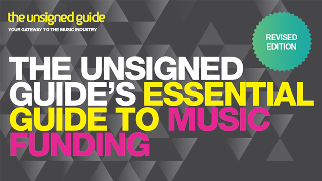 Unsigned guide to music funding