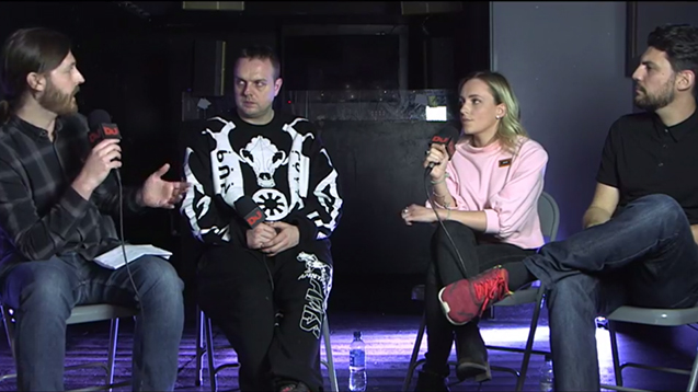 DJ Mag - Building Your Team panel