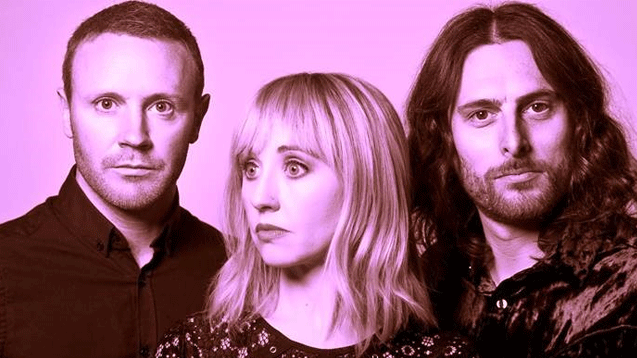 Joy Formidable band