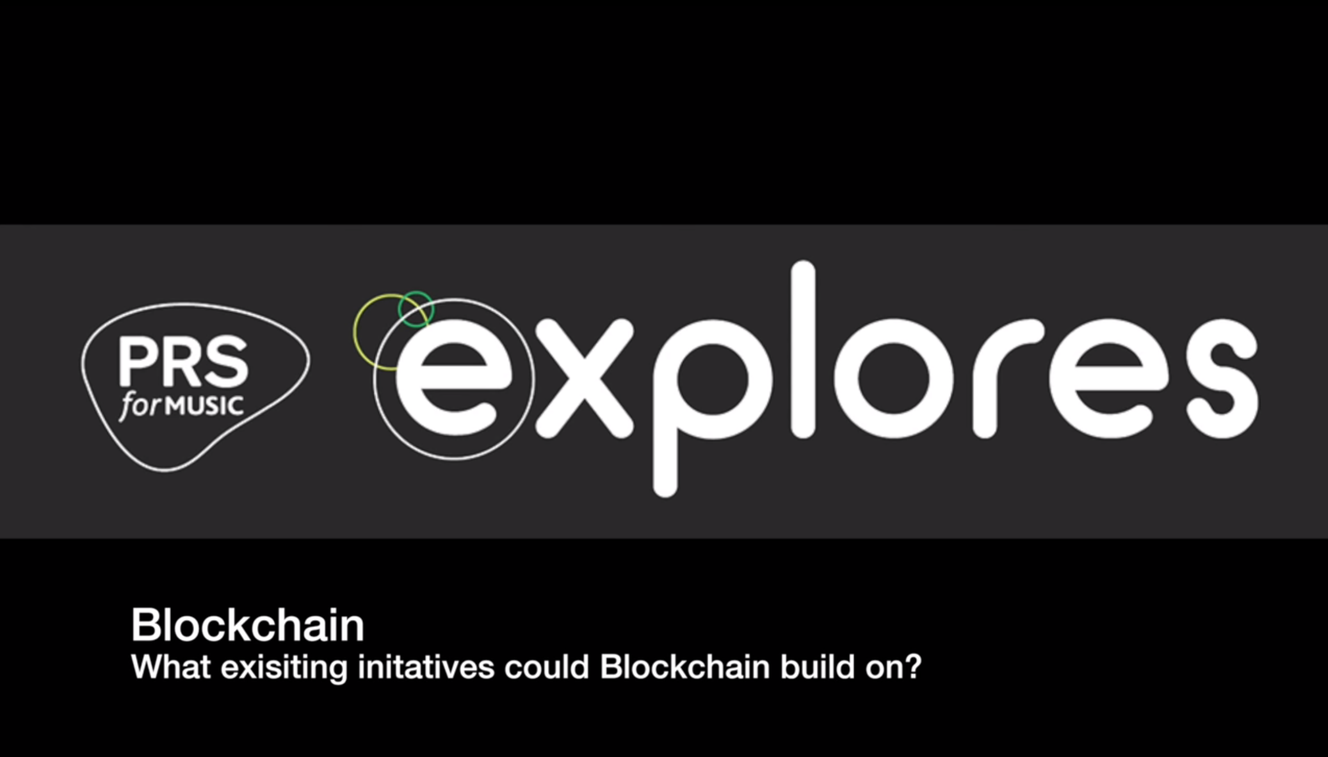 Blockchain existing initiatives