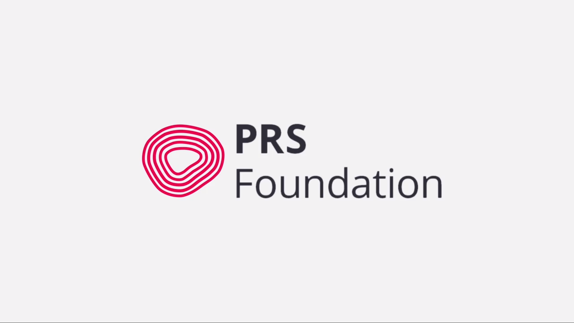 PRS Foundation AGM video 2019